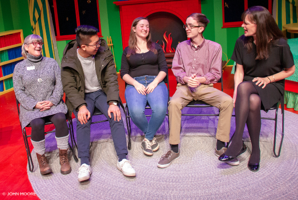 Teen Playwriting DCPA True West