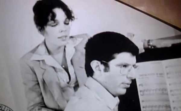 600 Carol Bayer Sager and Marvin Hamlisch in 1977