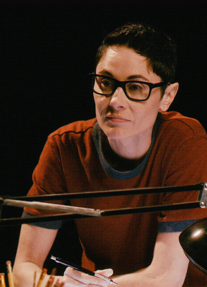 Beth Malone in Fun Home