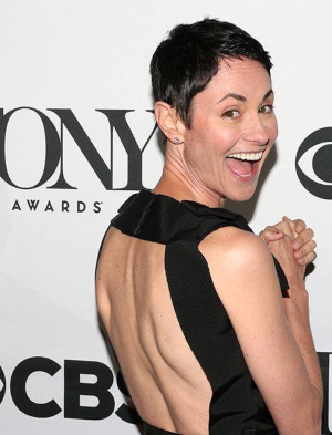 Beth Malone at the 2015 Tony Awards