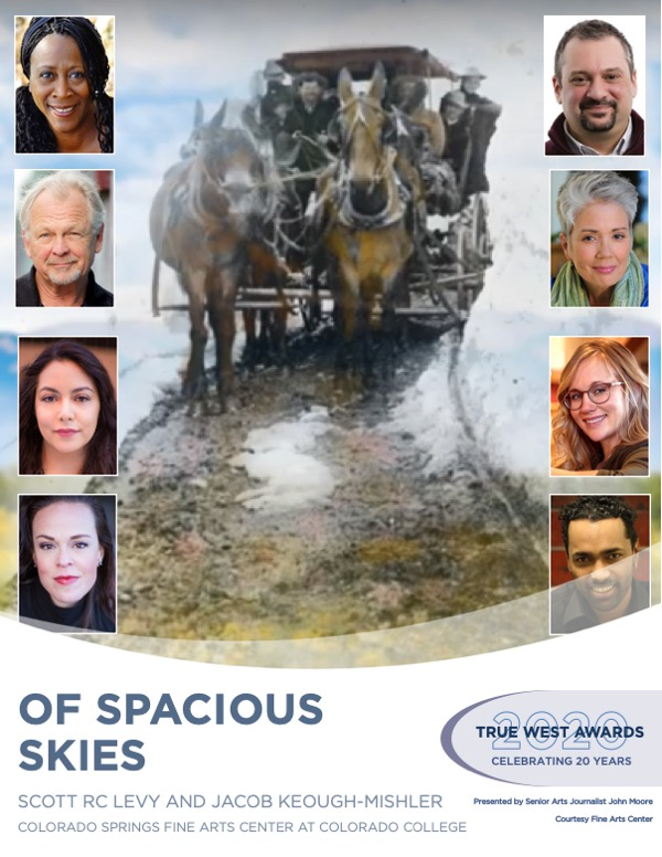 True West Awards: Of Spacious Skies