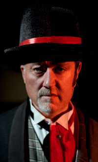 David Corder as Jekyll Springs Ensemble Theatre