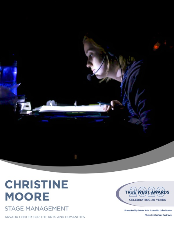 Day 15 True West Awards Christine Moore