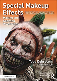 Todd Debreceni Special Effects Book