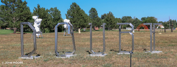 Unbound Sculpture Field